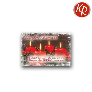 20er-Pack Minis Advent 10-0026