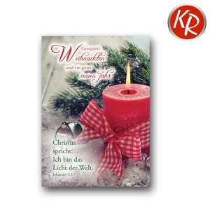 Postkarte Weihnachten 11-0061