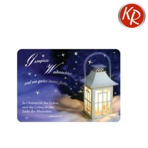Postkarte Weihnachten 11-0071
