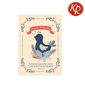 Postkarte Weihnachten 11-0074
