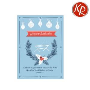 Postkarte Weihnachten 11-0075