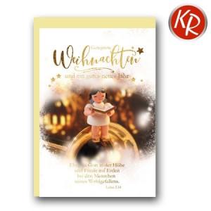 Faltkarte Weihnachten 14-0303