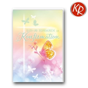 Faltkarte Konfirmation  20-0241