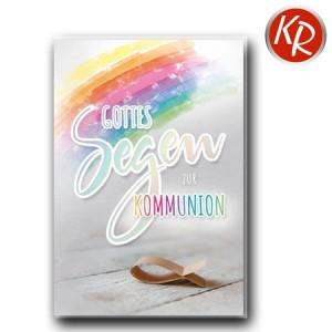 Faltkarte Kommunion 22-0149