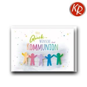Faltkarte Kommunion 22-0150