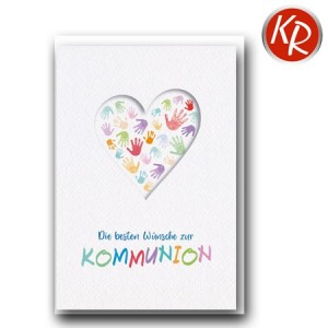 Faltkarte Kommunion 22-0152