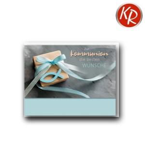 Faltkarte Kommunion 22-0154