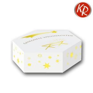 """Geschenkbox """"Weihnachtsstern"""" 2421"""