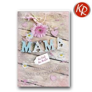 Faltkarte Muttertag 25-0033