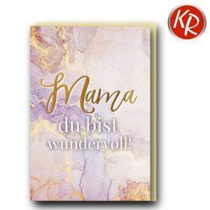 Faltkarte Muttertag 25-0038