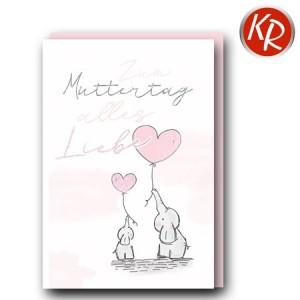 Faltkarte Muttertag 25-0039