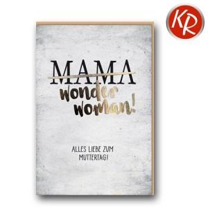 Faltkarte Muttertag 25-0034