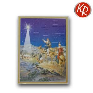 Adventskalenderkarte 27-0659