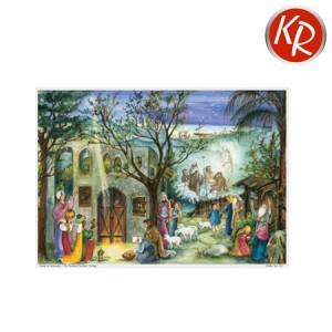 """Adventskalender """"Heilige Nacht""""  27-0811"""
