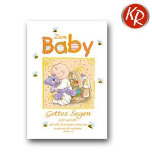 Faltkarte Geburt 30-0106
