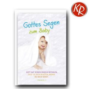 Faltkarte Geburt 30-0135