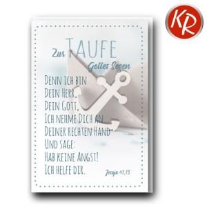 Faltkarte Taufe 31-0299