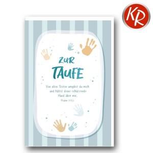 Faltkarte Taufe 31-0301