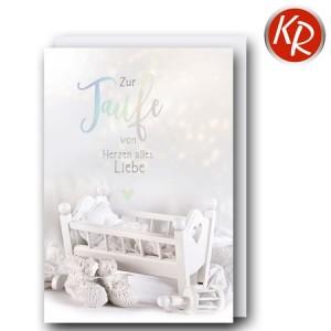 Faltkarte Taufe 31-0311