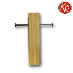 Standkreuz Stele 25 cm,  3242