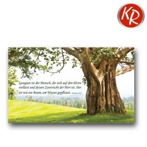 Wandbild Baum 3531