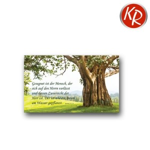Wandbild Baum klein 3532