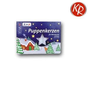20er Pack Puppenkerzen 3720