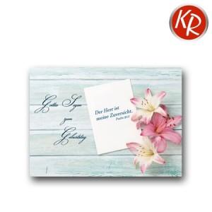 Postkarte Geburtstag 41-0132
