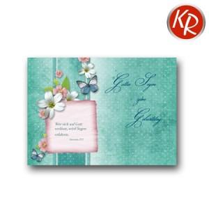 Postkarte Geburtstag 41-0133