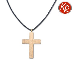Halskette Kreuz Ahorn 4206