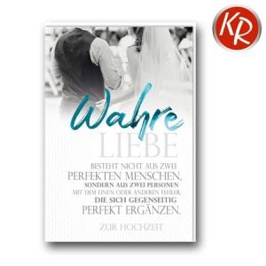 Faltkarte Hochzeit  51-0240