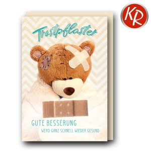 Faltkarte Genesung 61-0059