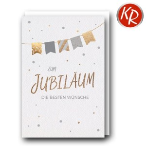 Faltkarte Jubiläum 63-0055