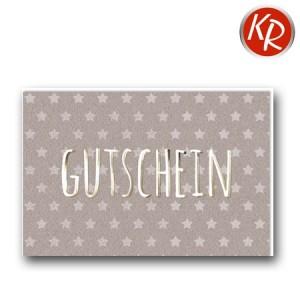 Faltkarte  Gutschein 65-0018