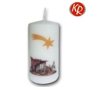 "Kerze ""Stille Nacht"" 72-0101"