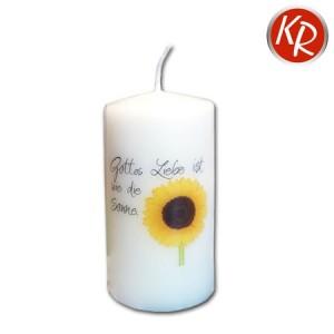 "Kerze ""Gottes Liebe"" 72-0105"