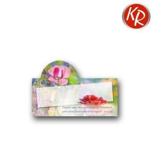6er-Pack Tischkarten 74-0024