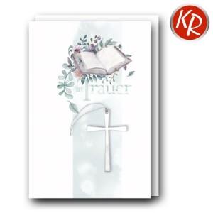 Faltkarte Trauer 80-0488